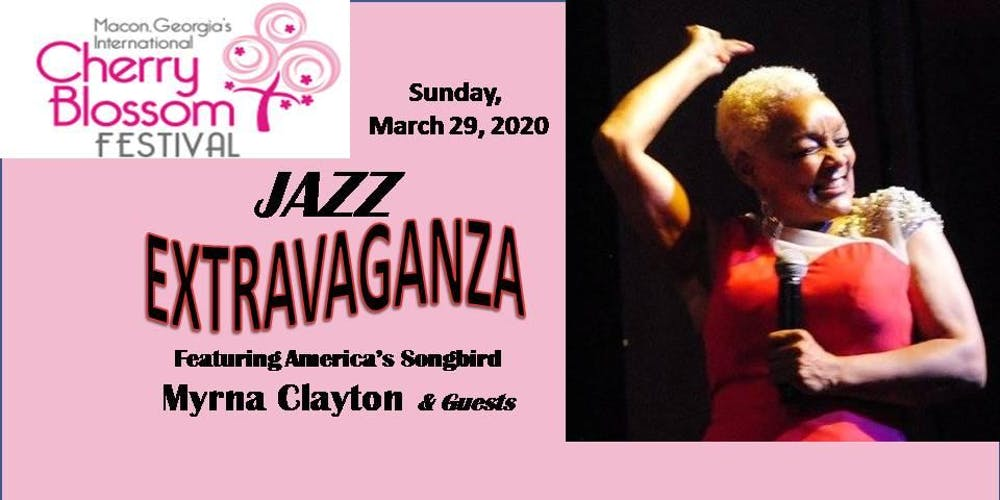 Macon Cherry Blossom Festival 2020.2020 International Cherry Blossom 1st Annual Jazz Extravaganza