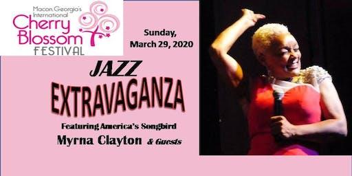2020 International Cherry Blossom 1st Annual Jazz Extravaganza