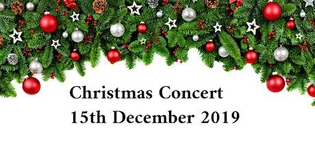 Lucan Concert Band Christmas Concert 2019 tickets