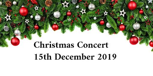 Lucan Concert Band Christmas Concert 2019