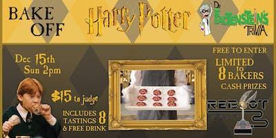 Harry Potter Themed Bake Off
