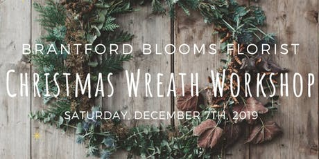 Christmas Wreath-Making Workshop tickets
