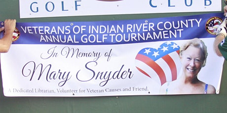 Mary Snyder Annual Veterans Golf Tournament tickets