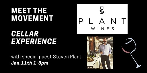 Meet the Movement Series Talk 1: Cellar Tasting Experience