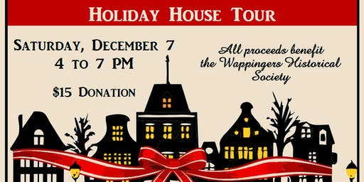 Village of Wappingers Falls Historic Homes Holiday House Tour