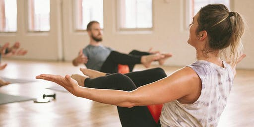 barre3 @ Frances Anderson Center with Gina
