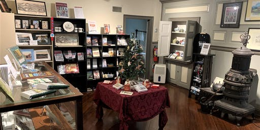 Small Business Saturday at the Mesier Homestead Gift Shop