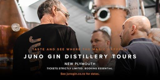 Juno Gin Distillery Tour