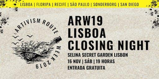 ARW 2019 Lisboa Closing Night - An Ocean Event
