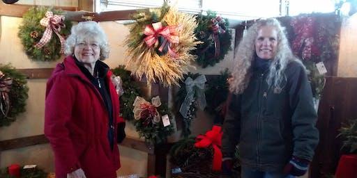 Wreath Making Workshop 2019