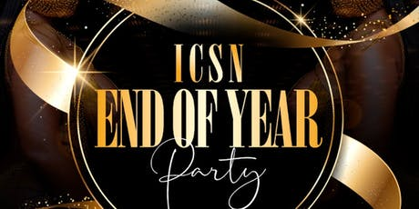 ICSN End of Year Party tickets