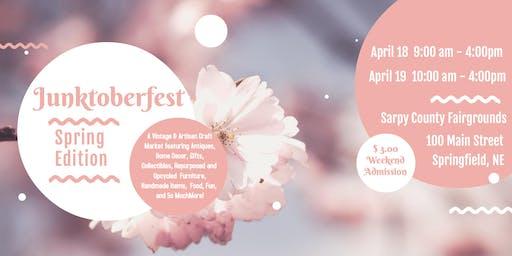 Junktoberfest - Spring Edition