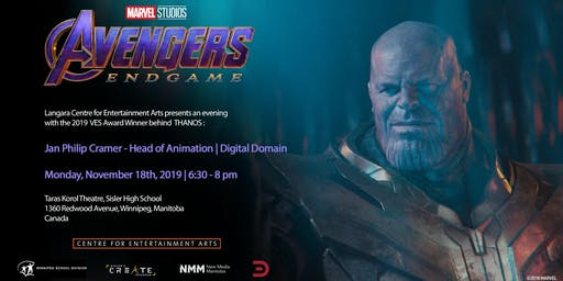 Avengers: Endgame – With Jan Philip Cramer