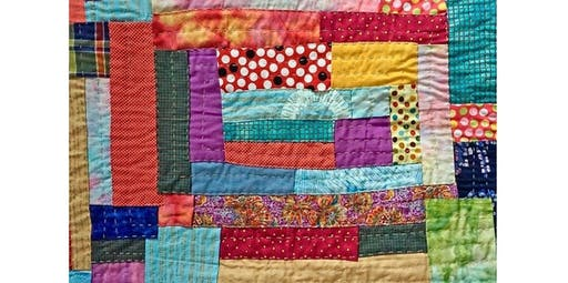 Kawandi Quilting with Lynn Koolish - Beginner Hand-Sewing and Quilting Class (2019-12-07 starts at 12:00 PM)