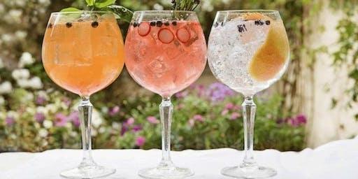Ginology 101 - An Evening of Gin, Appetizers & Conversation