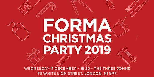 FORMA Christmas Party 2019