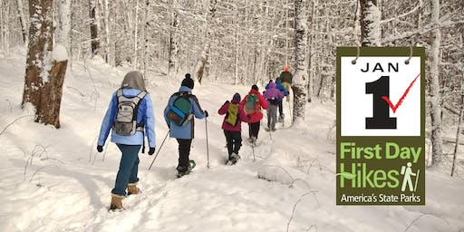 Mount Greylock First Day Hikes