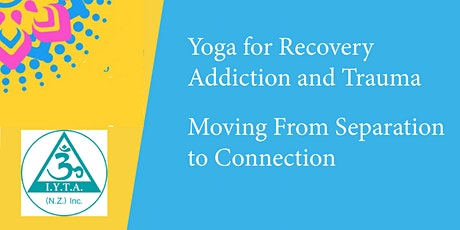 Yoga for Recovery - Addiction and Trauma by Jeanette Ida tickets
