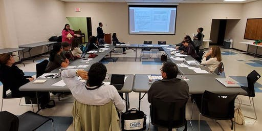Census 2020 Mecklenburg Latinx Complete Count Committee