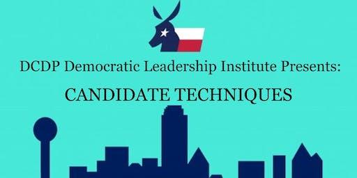 Candidate Techniques Seminar