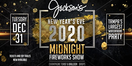 Jackson's Bistro New Year's Eve 2020 Celebration tickets