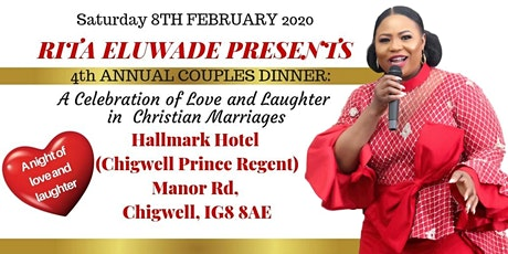 A Celebration of Love and Laughter in Christian Marriages tickets
