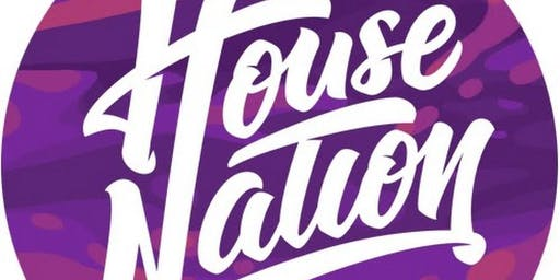 "HOUSE NATION "" A NIGHT OF CLASSIC HOUSE MUSIC """