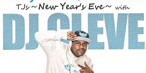"TJs GrownFolks 25+ ""New Year's Eve Party"" with **DJ Cleve**"
