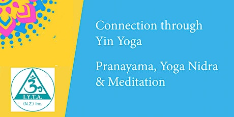 Yin Yoga by Debbie  - Pranayama, Yoga Nidra & Meditation by Prabhavananda tickets