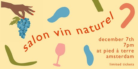 Salon Vin Naturel - December edition tickets