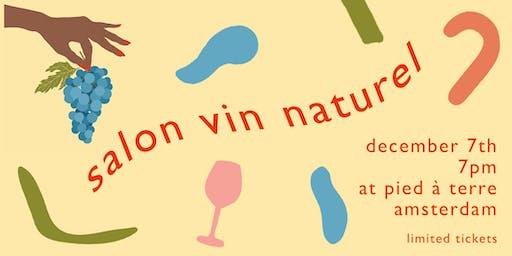 Salon Vin Naturel - December edition