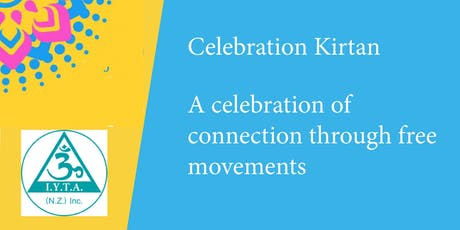 Kirtan and a Celebration of  connection through free movement tickets