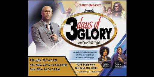 Copy of Copy of Three Days Of Glory