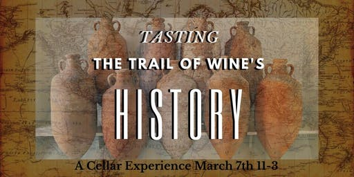 Tasting the Trail of Wine's History