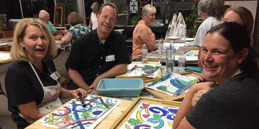 Creative Art Retreat (CEUs Available)