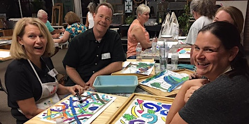 Creative Art Retreat (CEUs Available)