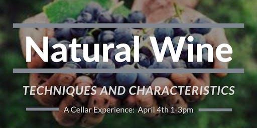 Understanding Natural Wines
