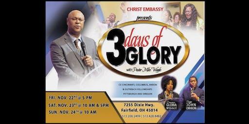 Copy of Three Days Of Glory