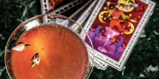 Tarot + Drinks Gathering