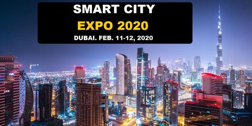 11th International Smart City Expo 2020, Dubai, UAE