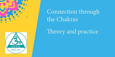 Connecting through the Chakras - Theory and Practice by Sw. Karma Karuna tickets