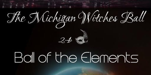 Michigan Witches Ball - Ball of Elements