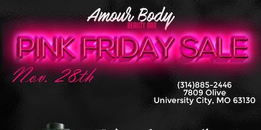 Pink Friday Sip & shop