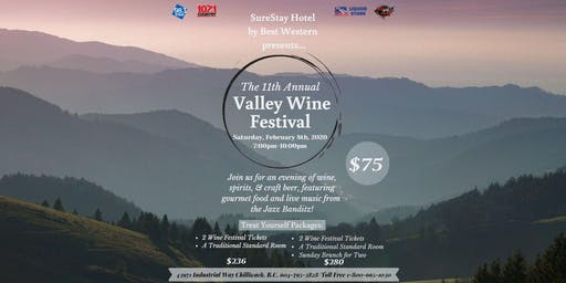 11th Annual Valley Wine Festival
