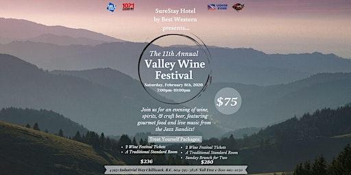 11th Annual Valley Wine Festival