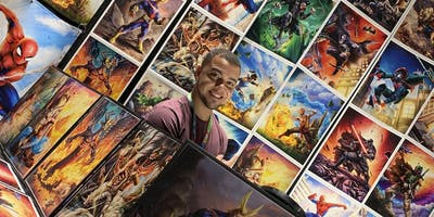 FREE Disney/Harry Potter/Marvel/Star Wars/Anime Event: Seattle Dec 7-8th