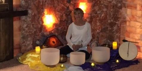 Crystal & Tibetan Bowl Sound Healing Meditation