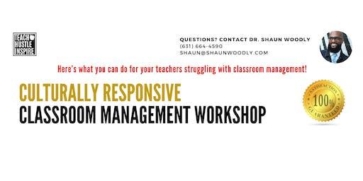 Culturally Responsive Classroom Management