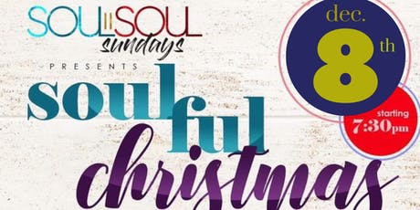SOULFUL CHRISTMAS BALL tickets