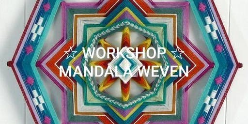 WORKSHOP MANDALA WEVEN